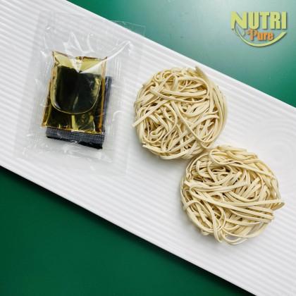 Nutri Pure Quinoa Ramen (Dry) 128g   藜麦拉面 (干捞)