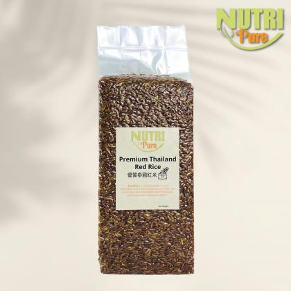 Nutri Pure Premium Thailand Red Rice   优质泰国红米